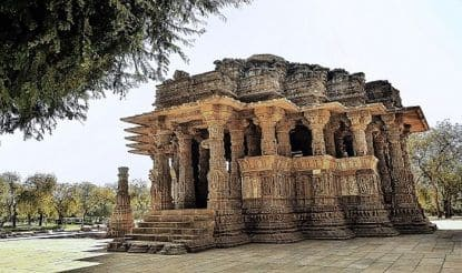Top 5 Must-Visit Sun Temples in India