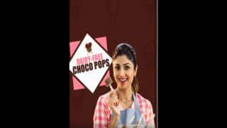 Shilpa Shetty Kundra's Dairy-Free Choco Pops Recipe