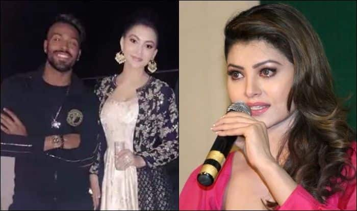 Urvashi Rautela Requests Media to Stop Linking Her to Hardik Pandya, Urvashi Rautela, Hardik Pandya, Urvashi Rautela-Hardik Pandya controversy, Urvashi Rautela-Hardik Pandya affair, Urvashi Rautela-Hardik Pandya link up, Urvashi Rautela-Hardik Pandya rumours, BCCI, India Cricket Team, India Tour of West Indies