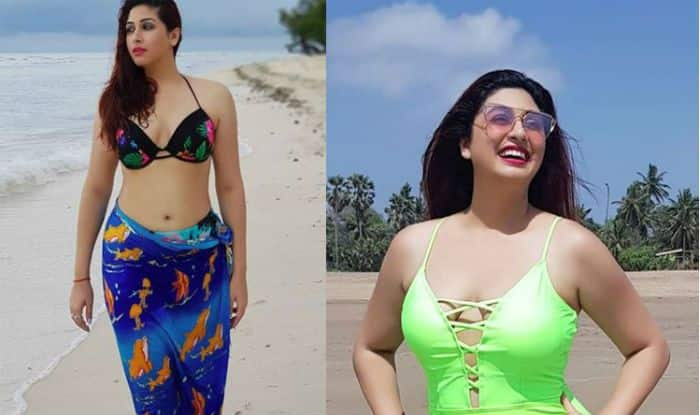 Vahbiz Dorabjee is The New Social Media Sensation, Encourages Girls to Flaunt Curves- Check Her Hot Pictures