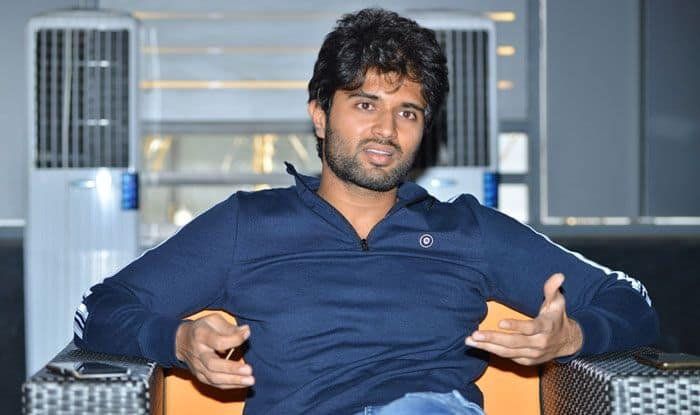 Arjun Reddy, Vijay Deverakonda, Dear Comrade, Telegu actor