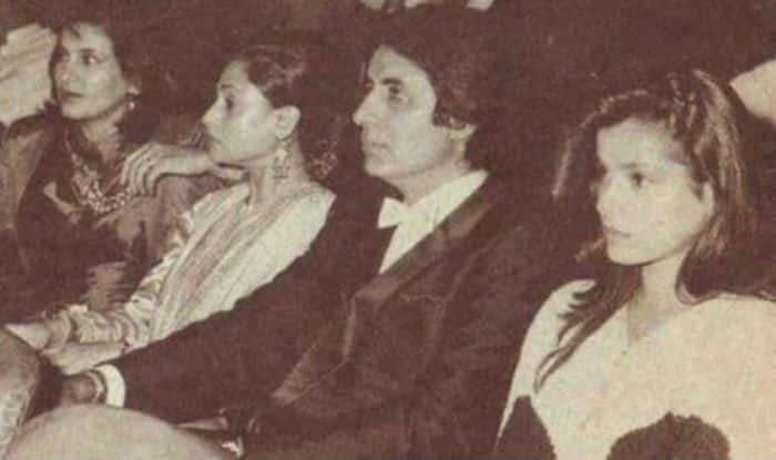Vintage Picture of Amitabh Bachchan, Jaya Bachchan, Neelam, Archana From 1993 Will Give You a Good Dose of Nostalgia