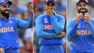पावरप्ले के खेल में भी न्यूजीलैंड से पिछड़ा भारत, 10 ओवर में बनाए सिर्फ इतने रन