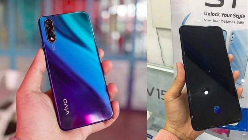 Vivo S1 with Helio P65, triple rear camera and in-display fingerprint scanner leaks