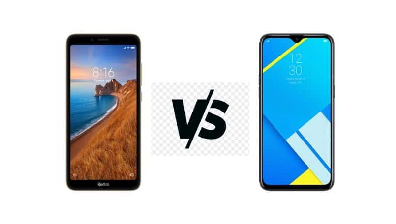 Xiaomi Redmi 7A vs Realme C2: Price in India, specifications, features compared