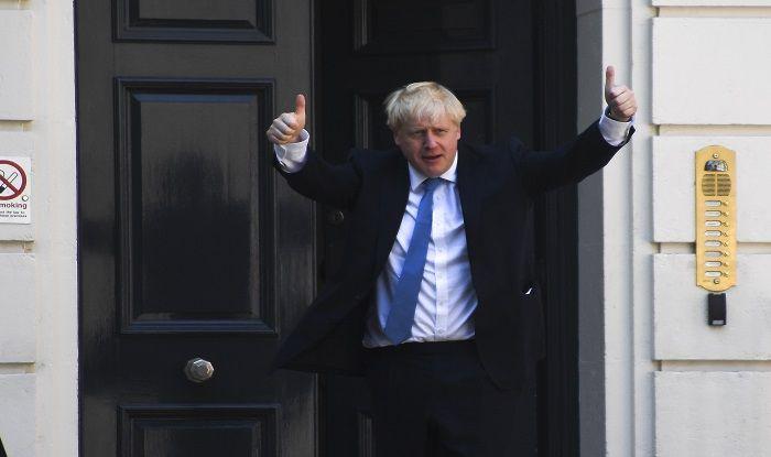 Boris Johnson Takes Charge as UK Prime Minister