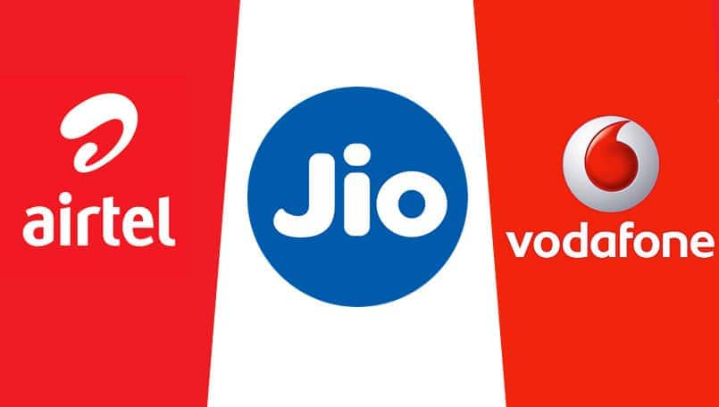 Reliance Jio vs Bharti Airtel vs Vodafone Idea Ltd: Here is a look at top prepaid plans under Rs 250