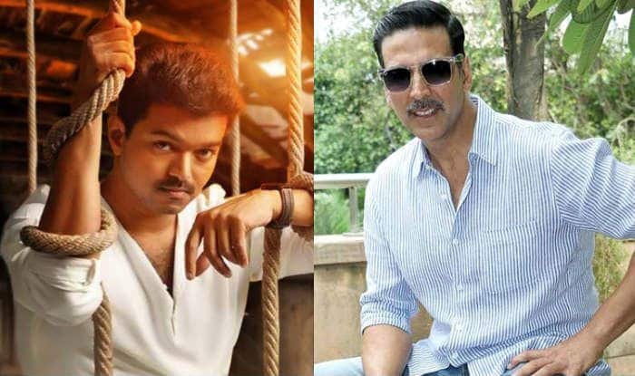 Ikka Confirmed! Akshay Kumar in Hindi Remake of Vijay's Kaththi, Directed by Jagan Shakti