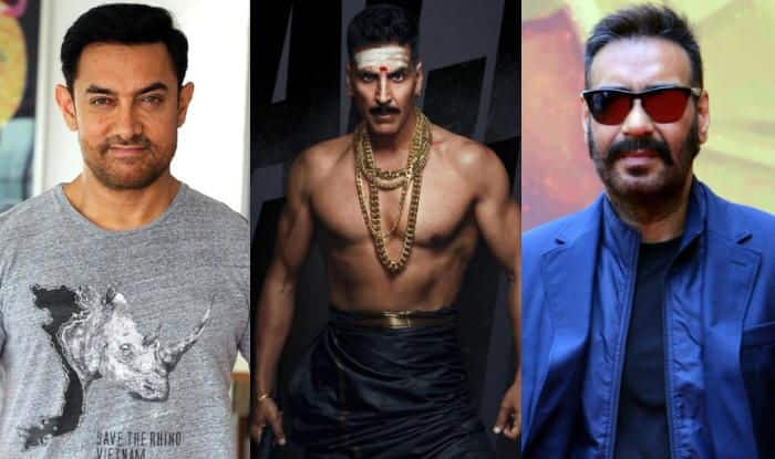 Akshay Kumar vs Aamir Khan vs Ajay Devgn on Christmas 2020 at Box Office After Bachchan Pandey's Announcement
