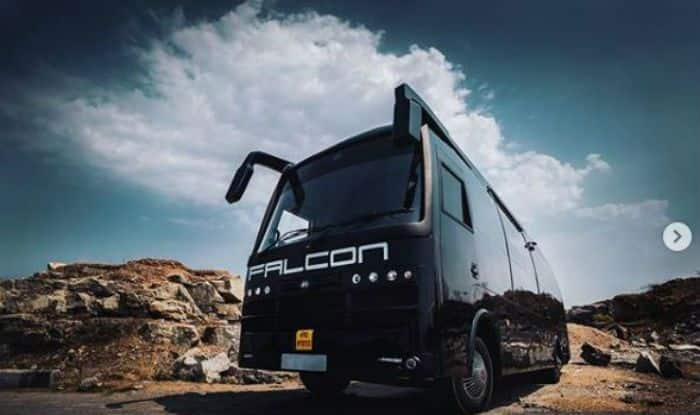 Telugu actor Allu Arjun Shares Photos of Newly Upgraded Vanity Van Whopping Rs 7 Crore- See Here