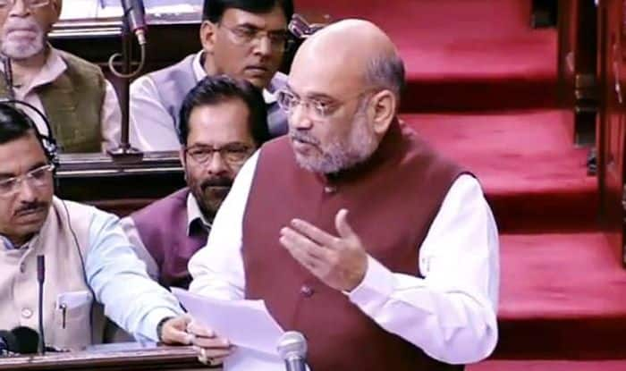 Centre to Wean Out Illegal Immigrants Across India: Amit Shah in Rajya Sabha
