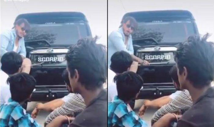 TikTok Video on Scorpio Car Makes Anand Mahindra go LOL, Watch Here