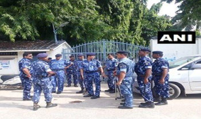 Morning Raid at Mafia-turned-politician Atiq Ahmed's Residence