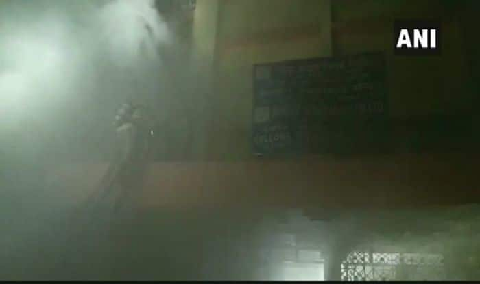 BSNL Building Catches Fire in Kolkata's Bidhannagar, Six Fire Tenders on Spot