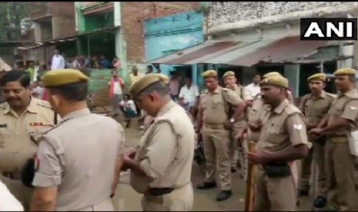 Youth Claims Was Set Afire For Not Chanting 'Jai Shri Ram' in UP's Chandauli, Cops Disagree