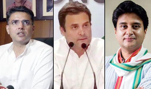 Sachin Pilot, Jyotiraditya Scindia Top Runners For Congress Chief Post? Senior Party Leaders to Meet Today
