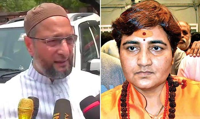 Pragya Thakur Opposing PM's Program: Owaisi on Bhopal MP's 'Not Elected to Clean Toilets' Remark