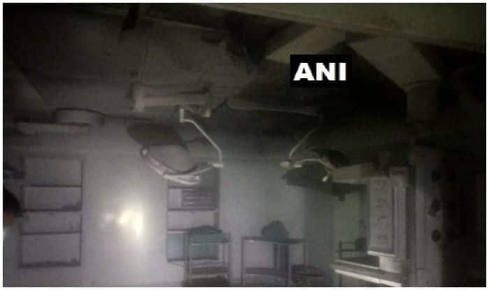 Delhi: Fire Breaks Out at Employees' State Insurance Model Hospital | Updates