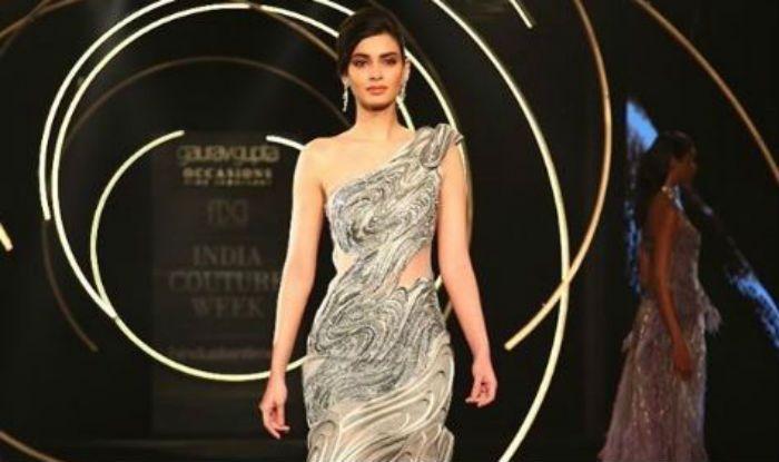 Diana Penty turns showstopper for designer Gaurav Gupta at India Couture Week 2019