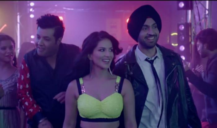 Sunny Leone to Dance With Diljit Dosanjh-Varun Sharma in Crazy Habibi VS Decent Munda From Arjun Patiala