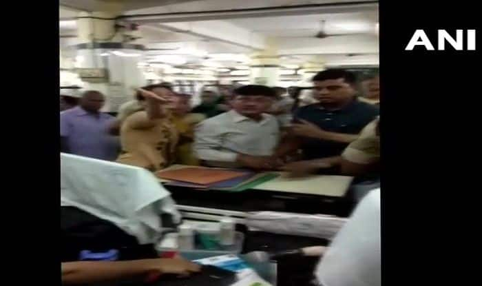 Mumbai: 3 Resident Doctors, Security Guards Attacked by Patient's Relatives at Nair Hospital, 1 Arrested