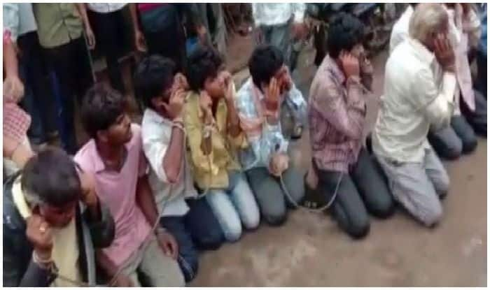 People Chained, Made to Chant 'Gau Mata ki Jai', Police Registers Case of Cow Smuggling