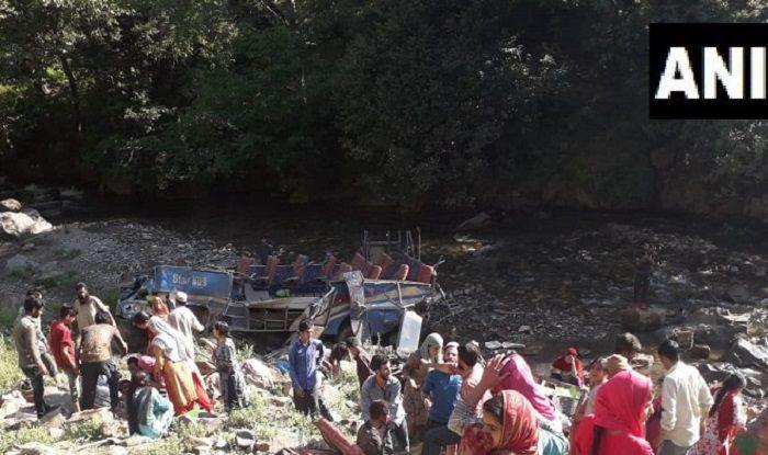 Jammu & Kashmir: 35 Dead, 22 Injured as Bus Falls Into Gorge in Kishtwar