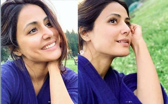 Hina Khan hot pictures, hina khan in srinagar, hina khan films, hina khan as komolika, hina khan and rocky jaiswal
