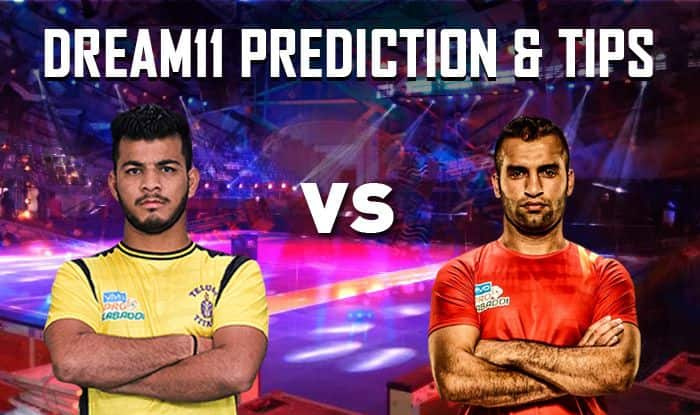 Telugu Titans vs U Mumba Dream11 Team - Check My Dream11 Team, Best players list of today's kabaddi match, Telugu Titans vs U Mumba Dream11 Team Player List, Telugu Titans Dream11 Team Player List, U Mumba Dream11 Team Player List, Dream11 Guru Tips, Online Kabaddi Tips, Match 1 Pro Kabaddi League 2019, Online Kabaddi Tips - PKL 2019, kabaddi Tips And Predictions - Match 1, U Mumba, Telugu Titans, Telugu Titans vs U Mumba, Pro Kabaddi League 2019