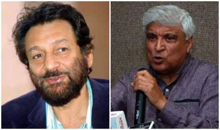 Javed Akhtar Asks Shekhar Kapur to See Psychiatrist For His 'Fear of Intellectuals'