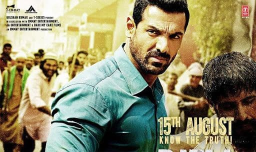 Batla House: John Abraham Looks Blood Thirsty in New Poster as he Pursues Encounter For Meagre Reward