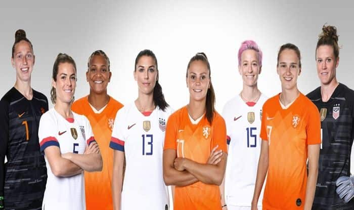 FIFA Women's World Cup 2019, United States of America, Netherlands, USA vs Netherlands, USA vs Netherlands Live Streaming in India, USA vs Netherlands Where to watch in Inida, USA vs Netherlands where to watch online in India, USA starting 11, Netherlands starting 11, FIFA Women's World cup 2019 final, United States Women's National Soccer Team, USWN