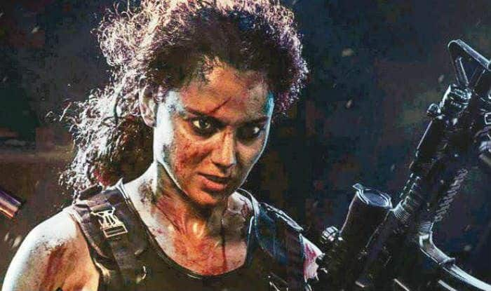 Kangana Ranaut Looks Fearless, Unabashed in New Poster of Action Film Dhaakad