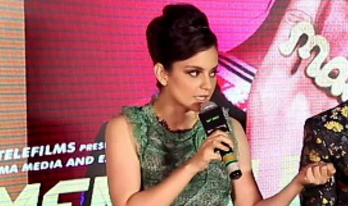 Kangana Ranaut Accuses Journalist of Starting a Smear Campaign Against Her, he Asks For Proof – Watch