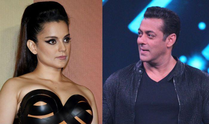 Kangana Ranaut Takes Salman Khan's Name to Prove Her Point on 'Mental' Title Controversy