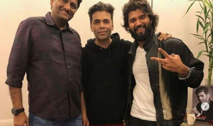 Karan Johar to Produce Hindi Remake of Telugu Film 'Dear Comrade' Starring Vijay Deverakonda And Rashmika Mandanna Under Dharma Production