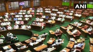 Andhra Pradesh Ex-Speaker Booked For Diverting House Furniture to Private Showroom