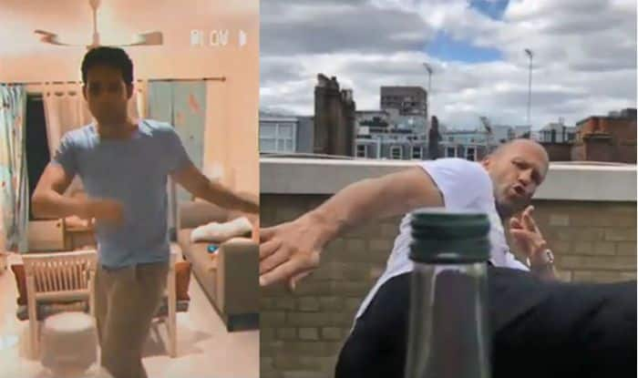 Bottle Cap Challenge: Gully Boy Actor Siddhant Chaturvedi Opens The Cap With a Kick And Challenges Ishaan Khatter – Watch