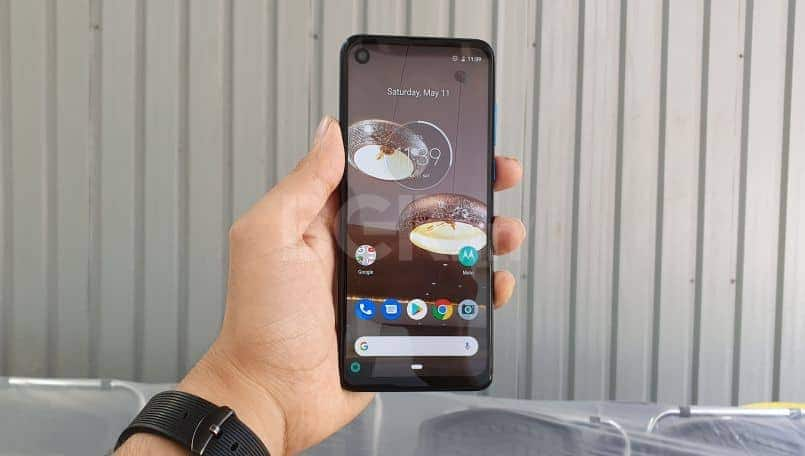 Rebranded Motorola One Vision launched as Motorola P50 in China with 6GB RAM