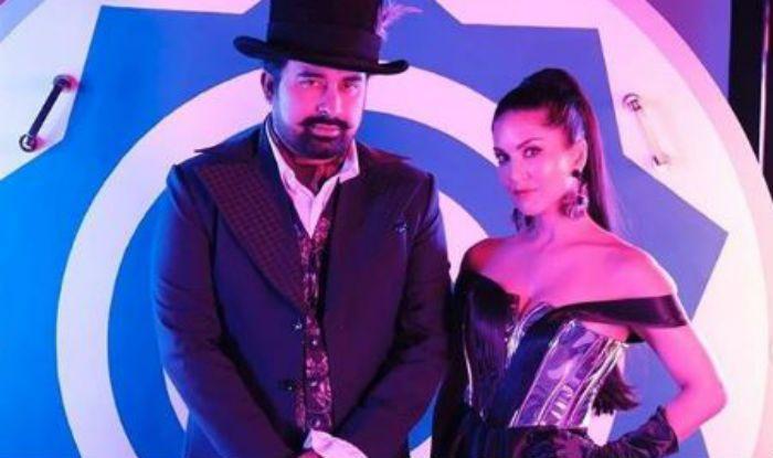 Rannvijay Singha and Sunny Leone begin shooting for MTV Splitsvilla 12