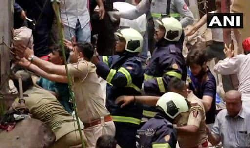 Mumbai Building Collapse: 10 Killed, 40 Trapped in Debris; What we Know so Far