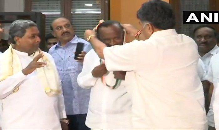 Karnataka Crisis: Rebel MLA MTB Nagaraj Decides to Stay Back, Cong Sure More Will Follow