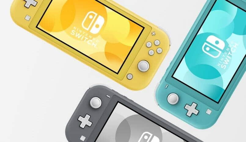 Nintendo Switch Lite is a handheld version of the Switch that won't connect to a TV: Price, features