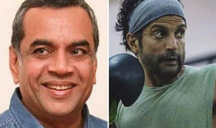 Paresh Rawal has been signed to feature as Farhan Akhtar's boxing coach in Rakeysh Omprakash Mehra's Toofan