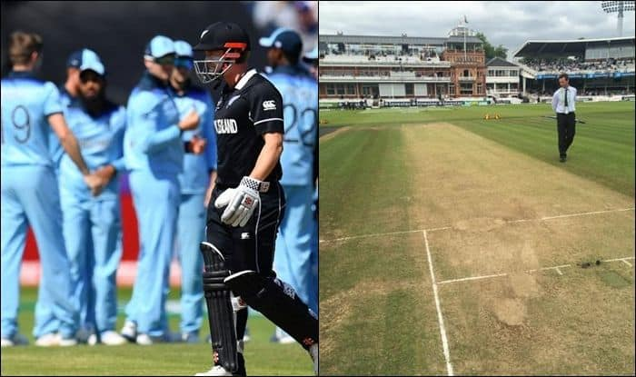 New Zealand vs England Pitch Report, NZ vs ENG Pitch Report, New Zealand vs England Toss, NZ vs ENG Toss, ICC Cricket World Cup 2019 Pitch, NZ vs ENG final, New Zealand vs England World Cup semifinal, NZ vs ENG World Cup semifinal, NZ vs ENG, ICC Cricket World Cup 2019, ICC Cricket World Cup 2019 final, ICC World Cup 2019 final, Lord's