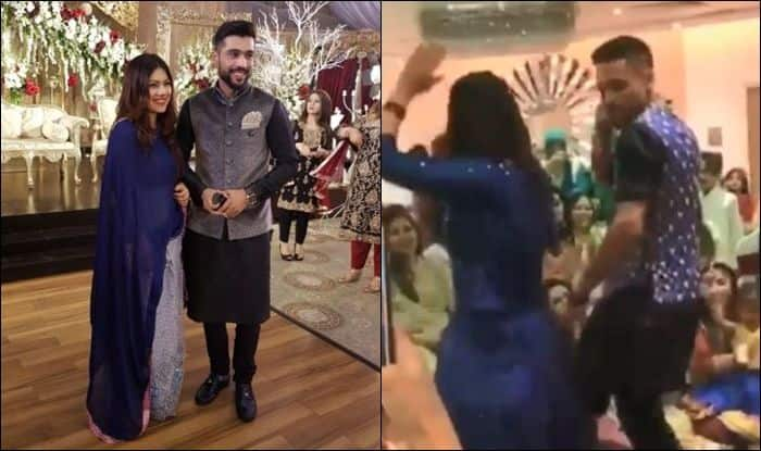 Mohammed Amir, Mohammed Amir test retirement, Mohammed Amir retires from test cricket, Mohammed Amir videos, Mohammed Amir dances with wife, Mohammed Amir wife, Mohammed Amir dancing video with wife, Mohammed Amir facebook video, Mohammed Amir dancing video with wife