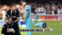 Five Most Ridiculous Rules in Cricket Which ICC Should Change