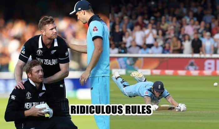 ICC rules, ICC new rules, ICC old rules, ICC ridiculous rules, ICC super over rules, ICC DRS rules, super over, Ben Stokes overthrow, DRS, DLS method, ICC DLS method rules, ICC peculiar rules, ICC worst rules, ICC mankading rules, ICC rules for run out, ICC new rules vs old rules, ICC rules in Hindi ICC, International Cricket Council, ICC Cricket World Cup, ICC Cricket World Cup rules, Cricket World Cup rules, ICC World Cup rules for super over, ICC World Cup rules 2019, ICC World Cup rules in Hindi, ICC World Cup rules for powerplay, ICC World Cup rules for same point, ICC World Cup rules and regulations, ICC World Cup rules for semi-final, ICC World Cup rules Tamil
