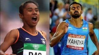 Hima Das Wins Sixth Gold Medal in European Tracks in One Month, Muhammed Anas Shines in Men's Category at Athleticky Mitink Reiter Event in Czech Republic