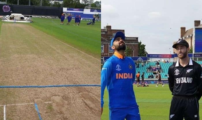 India vs New Zealand Pitch Report, IND vs NZ Pitch Report, India vs New Zealand Toss, IND vs New Zealand Toss, ICC Cricket World Cup 2019 Pitch, India vs New Zealand, India vs New Zealand semifinal, India vs New Zealand World Cup semifinal, IND vs NZ World Cup semifinal, IND vs NZ, ICC Cricket World Cup 2019, ICC Cricket World Cup 2019 semifinal, ICC World Cup 2019 semifinal, Emirates Old Trafford,